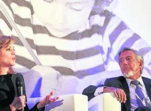 Guillermo Perry exminhacienda y Emiliana Vegas BID_Carlos Ortega
